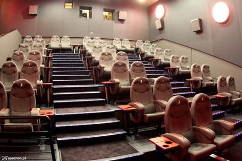 OLYMPO EXCEL VIP CINEMAS POLAND ASCENDER SEATS