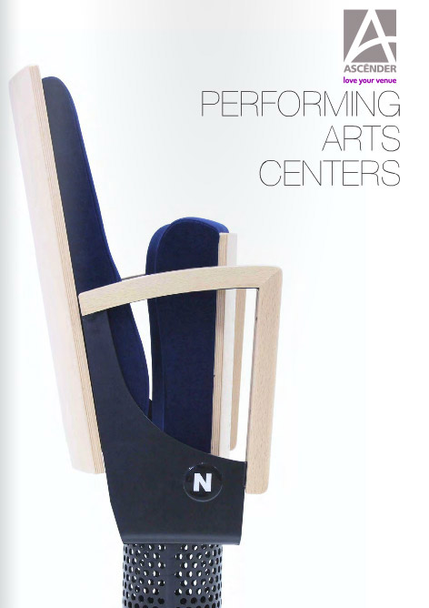 Performing Arts Centers Armchairs Catalogue