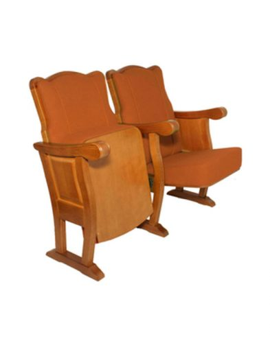 Theatre chairs solid wood traviata