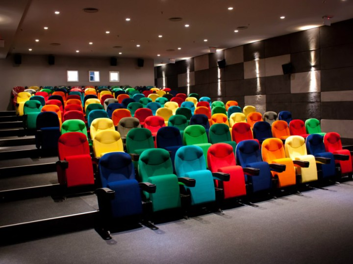 3D Colours Cinema – Craiova, Romania