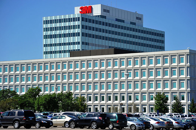THE 3M Headquarters in Poland