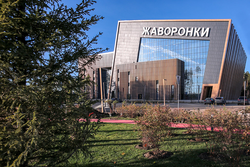 4 - RU Dancing Sports Centre, Zhavoronki 9