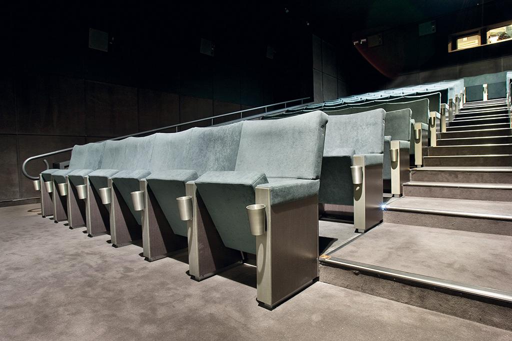 Alhondiga Bilbao Seating