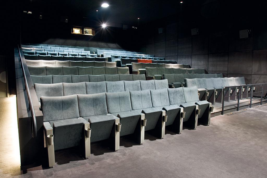 Alhondiga Bilbao Seats