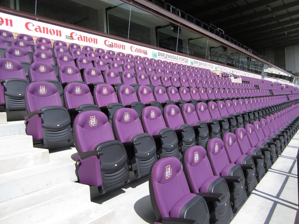 Asiento Estadio Frente Grada