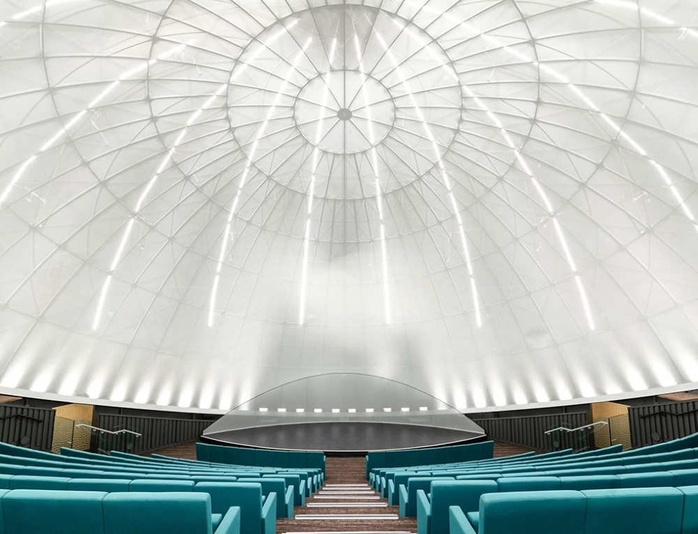 Centennial Planetarium -miniatura