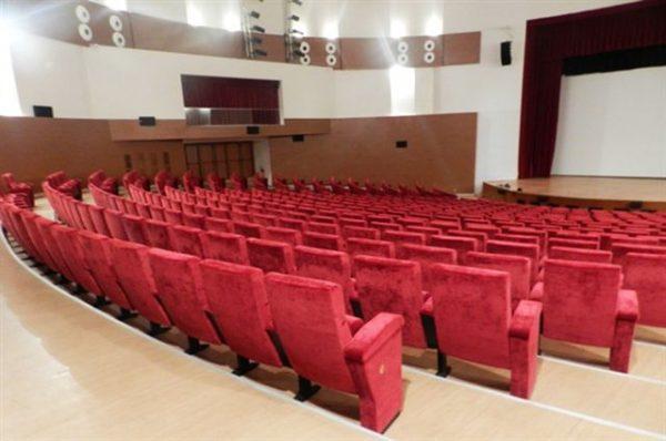 ascender nova seat Salle Ibn Khaldoun Algeria