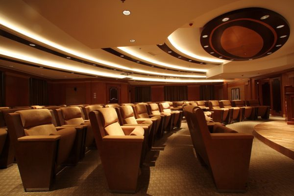MOI Kuwait Ambassador hall ascender nova seats