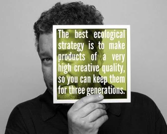 THE CHAMALEONIC ARTIST PHILIPPE STARCK