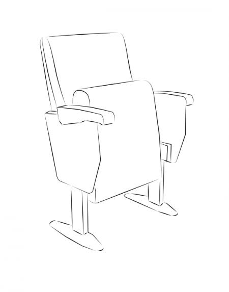 Stadium chairs Club