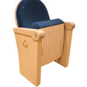 Theatre seating classical design socrates