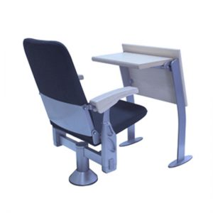Fixed seating Space desk