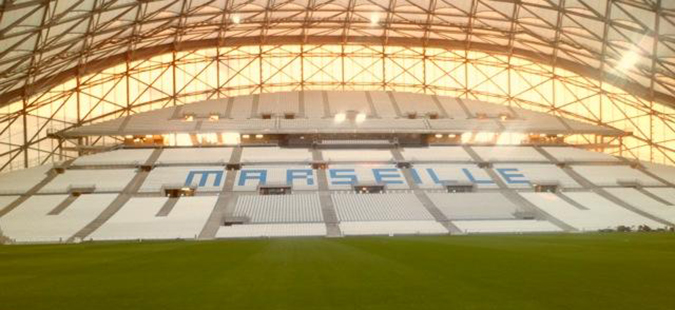 CLUB SEAT, STADE VÉLODROME,FRANCE