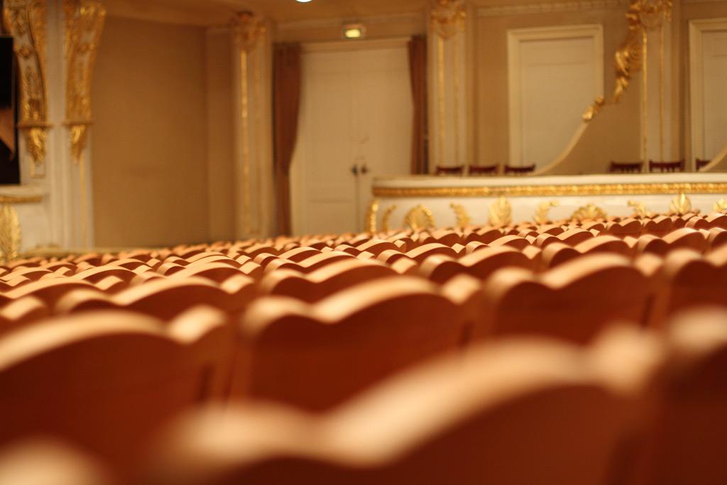 Opera House Ekaterinburg Seats