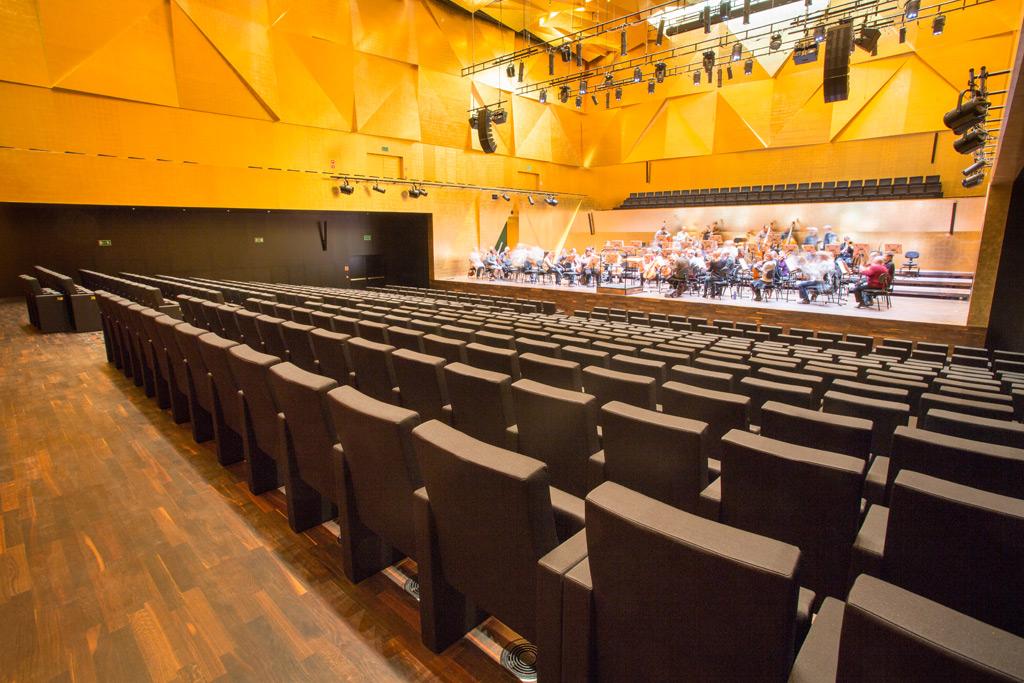 Szczecin Filarmonia Seating