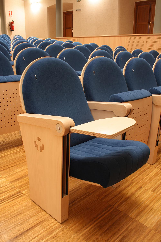 TEATRO REAL FABRICA EZCARAY SOCRATES SEATS ASCENDER