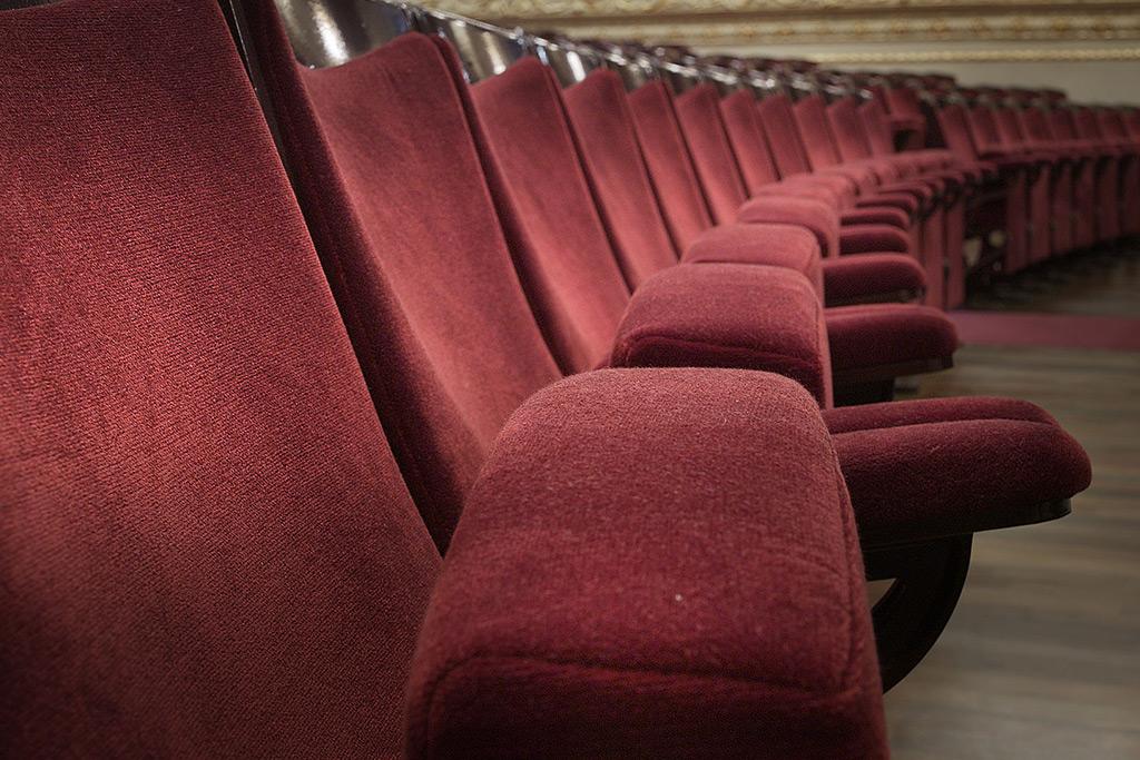 Classic Teathre Seats
