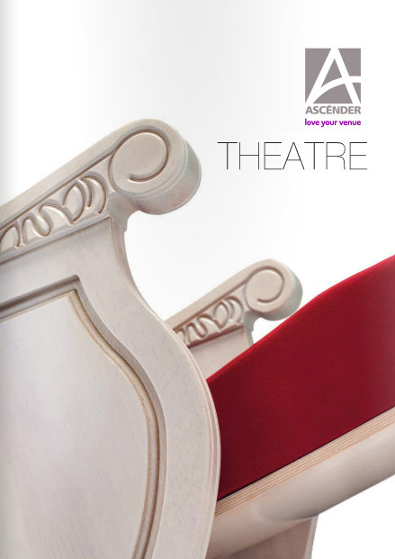 Theater Seating Armchairs