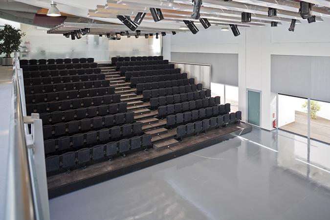 The Sitges Design Centre. SITGES, SPAIN