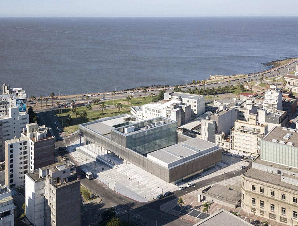 Sede del Banco de Desarrollo de América Latina (CAF), Montevideo, Uruguay